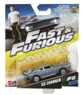 Fast & Furious 1:55th Die-Cast Vehicle Ice Charger F8 - FCF58